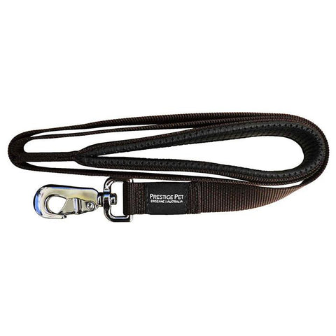 "Prestige Soft Padded Leash 3/4"" X 4' SMALL"