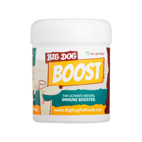 Big Dog Boost Supplement for Immune Booster