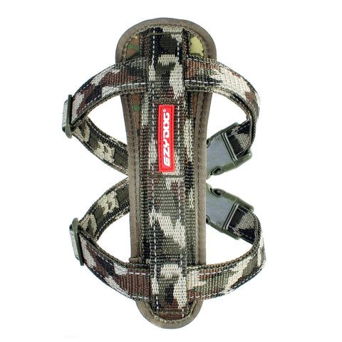 EZYDOG - CAMO Chest Plate Harness