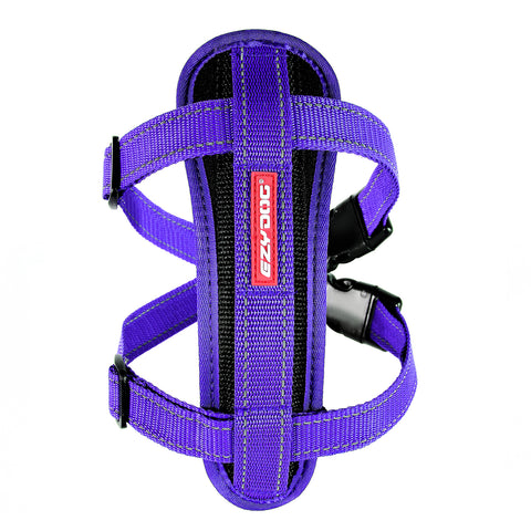 EZYDOG - PURPLE Chest Plate Harness