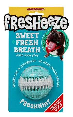 Fresheeze Dental Ball Rotate ~ Medium