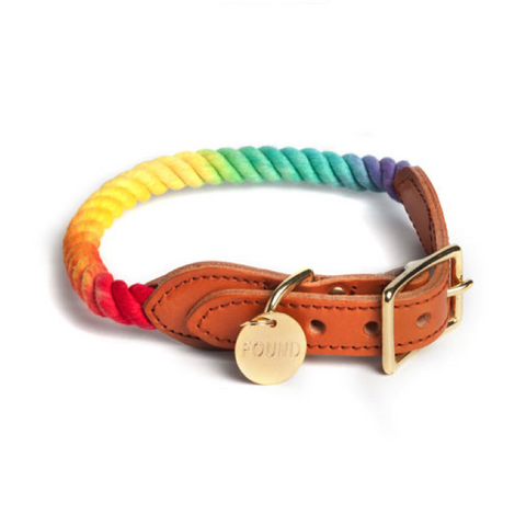Found My Animal - Dog Collar - Prismatic