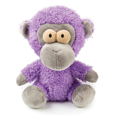 Plush Dog Squeak Toys - Magic the Monkey