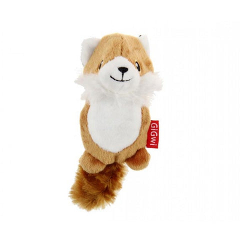 Gigwi Plush Fox Squeaker