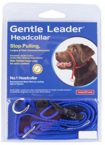 BLUE Gentle Leader Head Collar - HALTI