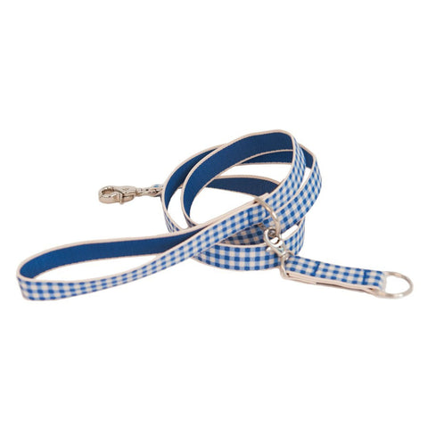 Harry Barker - Gingham Dog Leash