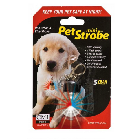 Pet Strobe - Safety Light
