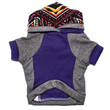 Penn + Pooch Hoodie - The Emerson - Purple