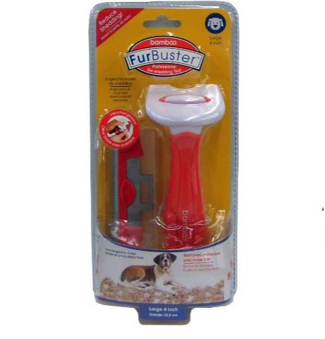 FurBuster - Dog Deshedding Tool