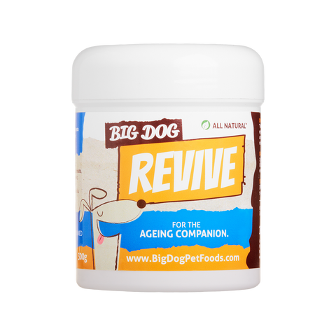 Big Dog Revive Supplement for Aging Dogs