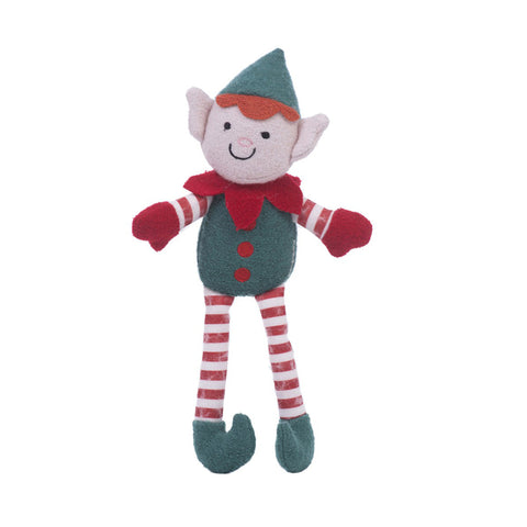 Woolie Squeak Toys - Elliot the Elf