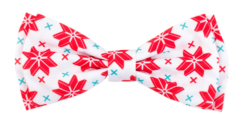 Dog Bowtie - Christmas Star