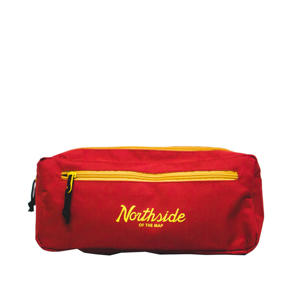 CROSSBODY RED - Northside of the map