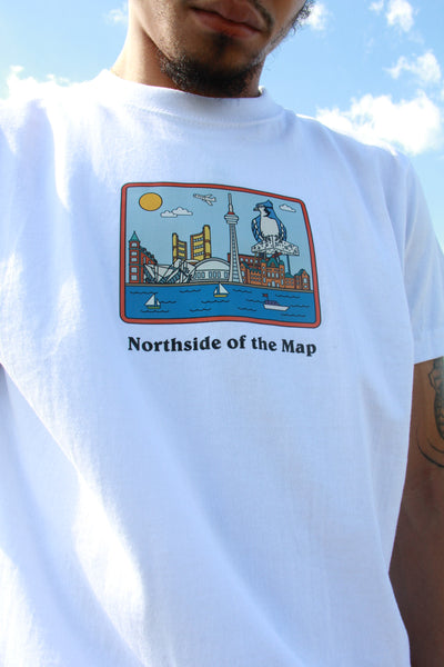 Souvenir Pack white - Northside of the map