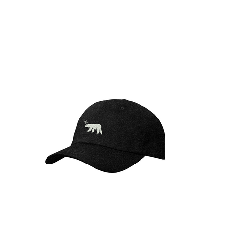 polo bear cap black - Northside of the map
