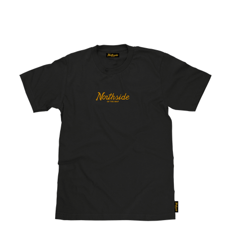 Script Tee Onyx - Northside of the map
