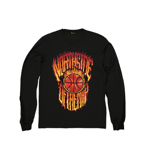 fireball long sleeve - Northside of the map