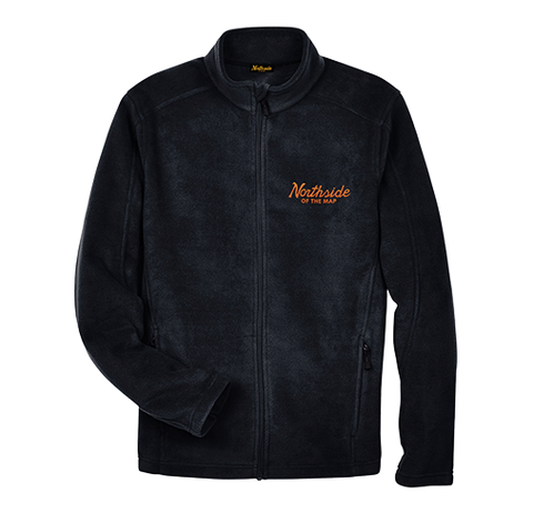 Marsh Zip up black - Northside of the map