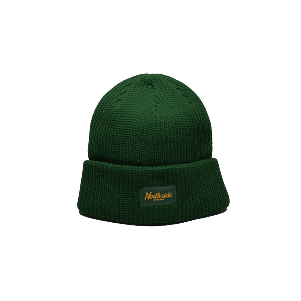 Stoney beanie Malachite - Northside of the map