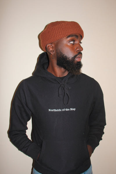 waffle knit mocha - Northside of the map
