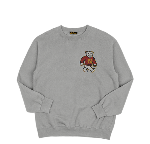 nanuk sweatshirt grey - Northside of the map