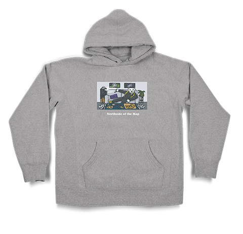 STAY HOME! Hoodie - NSOTM