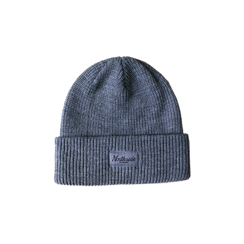 Stoney beanie Pewter - Northside of the map