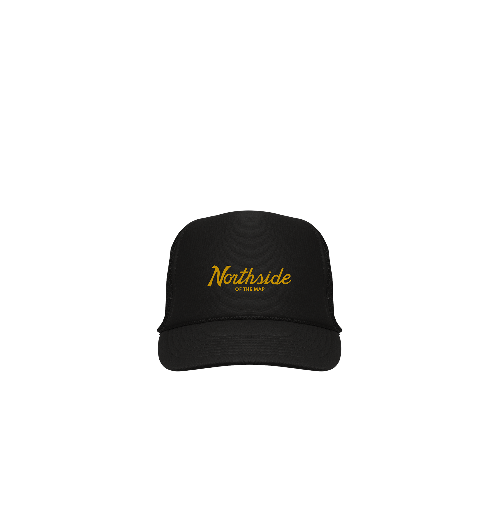 Trucker Script black - Northside of the map