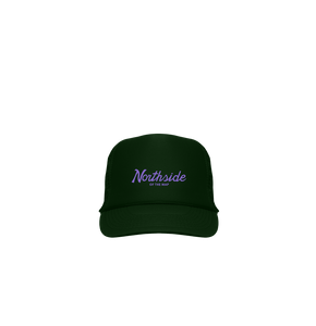Trucker Script Green - Northside of the map