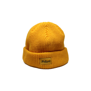 Stoney beanie Gold - Northside of the map