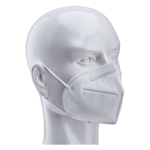 KN95 5-Ply Protective Face Mask - 40/box