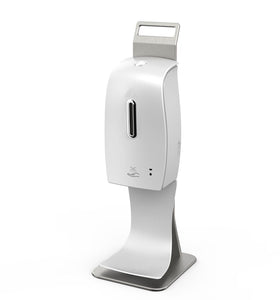 AUTOMATIC HAND SANITIZER DISPENSERS (Unit + Catch Tray Included)