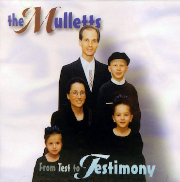Test to Testimony CD