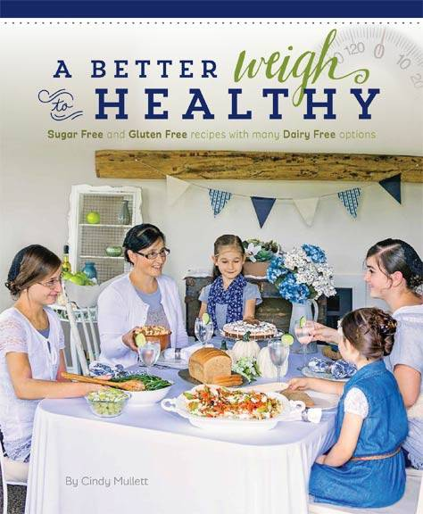 A Better Weigh to Healthy Cookbook