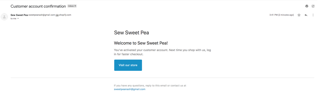 creating a sew sweet pea applique account to download digital sewing patterns