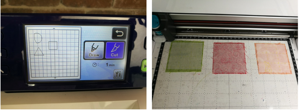 USING A DIGITAL CUTTING MACHINE: (eg Brother Scan N Cut/Cricut)