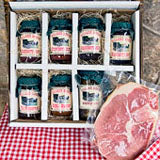 Gourmet Assortment Box - Dillard House Gifts