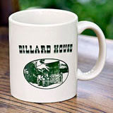 Dillard House Coffee Mug - Dillard House North Georgia Gifts