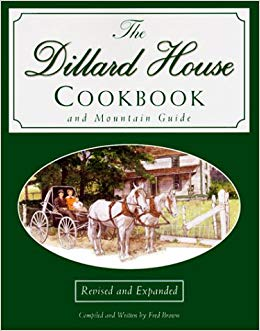 Dillard House Cookbook - 5th Edition - Dillard House North Georgia Gifts
