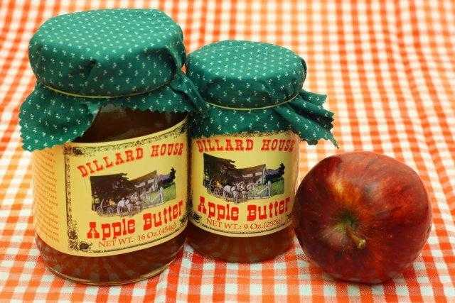 Apple Butter - Dillard House Gifts