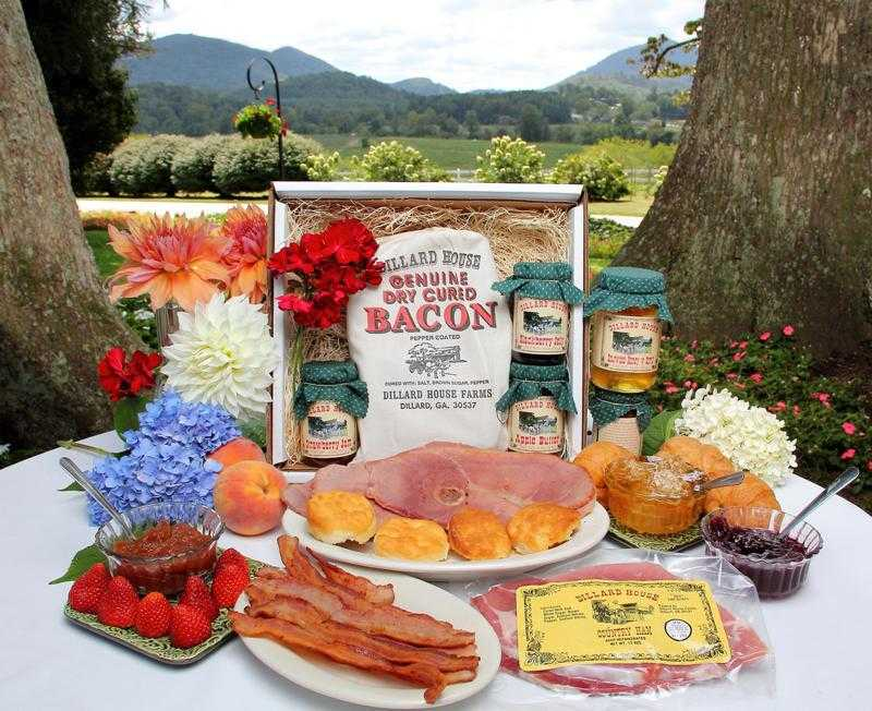 Bacon Breakfast Box - Dillard House North Georgia Gifts