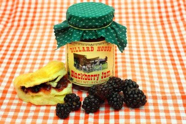 Blackberry Jelly - Dillard House North Georgia Gifts