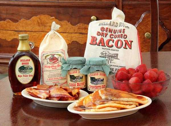 Country Morning Breakfast Box - Dillard House Gifts