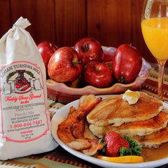 Logan Turnpike Mill Three Grain Pancake Mix - Dillard House North Georgia Gifts
