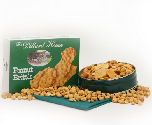 Dillard House Peanut Brittle - Dillard House North Georgia Gifts