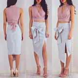 The Only Way Top - Blush Pink
