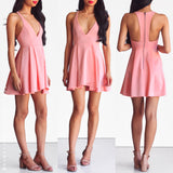 You're My Reason Dress - Pink