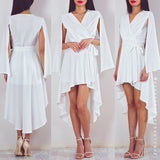 In The Name Of Love Dress - White