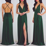 The Way I Love You Maxi Dress - Green