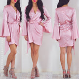 Longing For You Dress - Pink